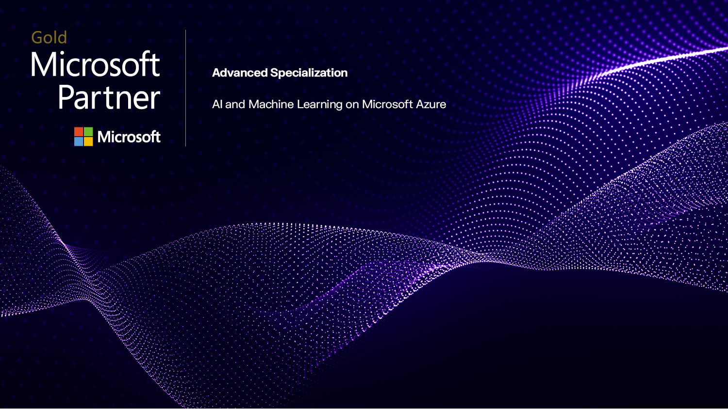 As one of the first partners Nexer Insights earned the AI and Machine Learning on Microsoft Azure advanced specialization